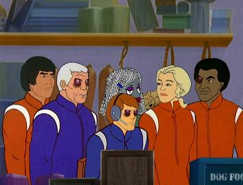Words... super, adult swim sealab remarkable, very